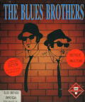 The Blues Brothers Amiga Front Cover