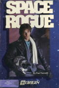Space Rogue Amiga Front Cover