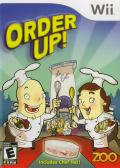 Order Up! Wii Front Cover