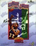 Slam 'N Jam '96 featuring Magic & Kareem DOS Front Cover
