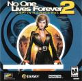 No One Lives Forever 2: A Spy in H.A.R.M.'s Way Windows Other Jewel Case - Front