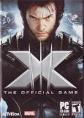 X-Men: The Official Game Windows Front Cover