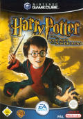 Harry Potter and the Chamber of Secrets GameCube Front Cover
