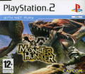 Monster Hunter PlayStation 2 Front Cover