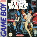 Star Wars Game Boy Front Cover