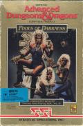 Pools of Darkness DOS Front Cover