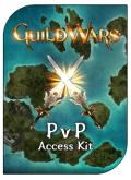 Guild Wars: PvP Access Kit Windows Front Cover