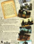 Myst Windows 3.x Back Cover