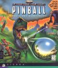 3-D Ultra Pinball: The Lost Continent Macintosh Front Cover