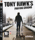 Tony Hawk's Proving Ground PlayStation 3 Front Cover