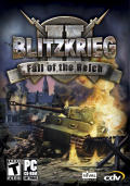 Blitzkrieg II: Fall of the Reich Windows Front Cover