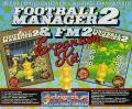 Football Manager 2 & FM2 Expansion Kit Commodore 64 Front Cover