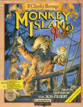 Monkey Island 2: LeChuck's Revenge DOS Front Cover