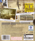 Blazing Angels: Squadrons of WWII PlayStation 3 Back Cover
