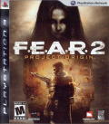 F.E.A.R. 2: Project Origin PlayStation 3 Other Keep Case - Front