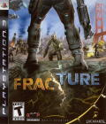 Fracture PlayStation 3 Front Cover