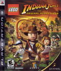 LEGO Indiana Jones: The Original Adventures PlayStation 3 Front Cover