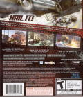 Stuntman: Ignition PlayStation 3 Back Cover