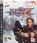 Time Crisis 4 PlayStation 3 Front Cover