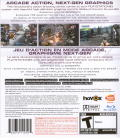 Time Crisis 4 PlayStation 3 Other Keep Case - Back
