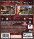 Brothers in Arms: Hell's Highway (Limited Edition) PlayStation 3 Other Keep Case - Back