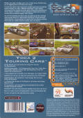 TOCA 2: Touring Car Challenge Windows Back Cover