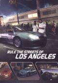 L.A. Street Racing Windows Inside Cover Right