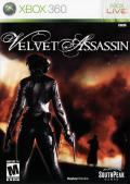Velvet Assassin Xbox 360 Front Cover