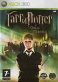 Harry Potter and the Order of the Phoenix Xbox 360 Front Cover