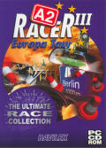A2 Racer III: Europa Tour Windows Front Cover