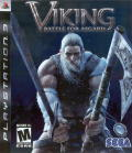 Viking: Battle for Asgard PlayStation 3 Front Cover
