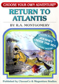 Return to Atlantis iPhone Front Cover