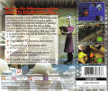 Chicken Run PlayStation Back Cover