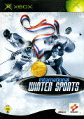 ESPN International Winter Sports 2002 Xbox Front Cover