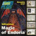 Magic of Endoria DOS Other Jewel Case - Front