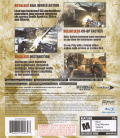 Conflict: Denied Ops PlayStation 3 Back Cover
