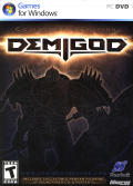 Demigod (Collector's Edition) Windows Front Cover