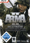 ArmA II Windows Other Keep Case - Front