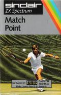 Tournament Tennis ZX Spectrum Front Cover