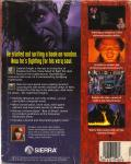 Gabriel Knight: Sins of the Fathers Macintosh Back Cover