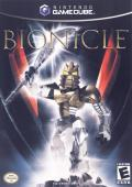 Bionicle GameCube Front Cover