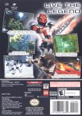 Bionicle GameCube Back Cover