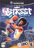 NBA Street GameCube Front Cover