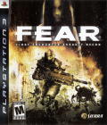 F.E.A.R.: First Encounter Assault Recon PlayStation 3 Front Cover