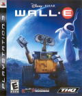 Wall-E PlayStation 3 Front Cover