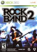 Rock Band 2 Xbox 360 Front Cover