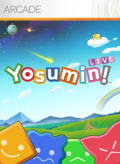 Yosumin! Xbox 360 Front Cover