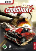 Crashday Windows Front Cover