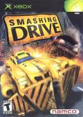 Smashing Drive Xbox Front Cover