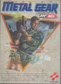 Metal Gear MSX Front Cover